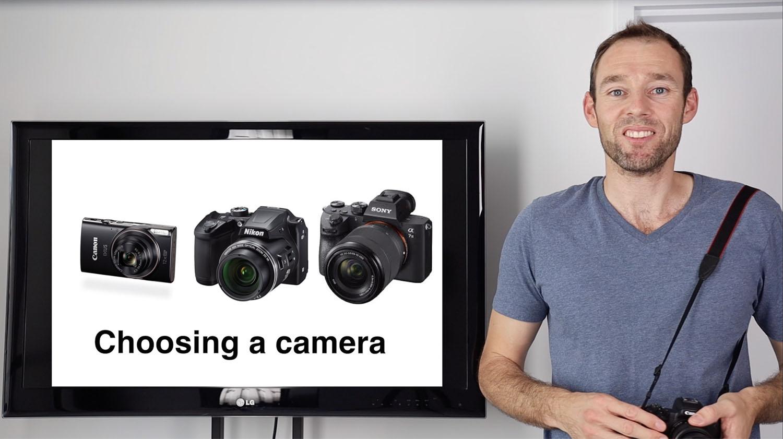 Buying a camera